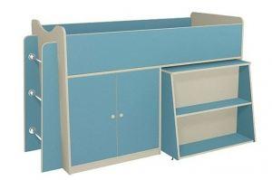 Детская мини-комната Находка 2 - Мебельная фабрика «Мебель от Михаила»