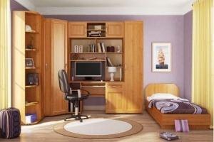 Детская Модена 25М - Мебельная фабрика «М-Сервис»