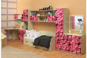 детская модульная система Ералаш 2 - Мебельная фабрика «Натали»