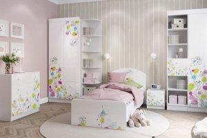 Детская модульная система Радуга - Мебельная фабрика «ДСВ-Мебель»