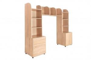 Детская модульная стенка Modul 7 12 - Мебельная фабрика «ДЭМИ»