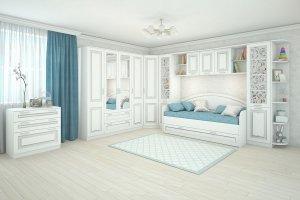 Детская Молли модульная - Мебельная фабрика «Диана»