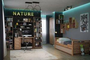 Детская Nature - Мебельная фабрика «Глазовская мебельная фабрика»