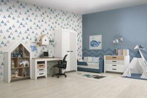 Детская Нордик - Мебельная фабрика «Мирлачева»