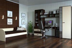 Детская Орнелла 4 - Мебельная фабрика «Альбина»