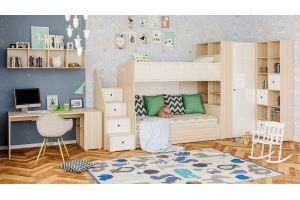 Детская Play + Spacer - Мебельная фабрика «ОГОГО Обстановочка!»
