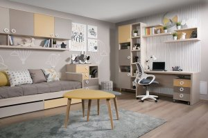 Детская-подростковая Smarty soft - Мебельная фабрика «Мирлачева»