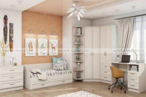 Детская Принцесса 1 - Мебельная фабрика «Астрид-Мебель»