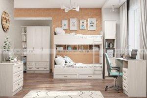Детская Принцесса 2 - Мебельная фабрика «Астрид-Мебель»