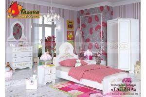 Детская Принцесса - Мебельная фабрика «Галина»