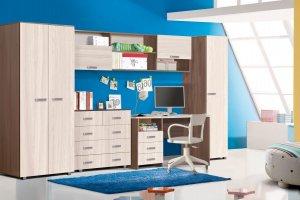 Детская мебель Радуга-2 - Мебельная фабрика «Олимп»