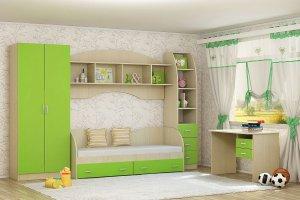 Детская мебель Радуга - Мебельная фабрика «СВК»