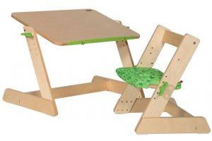 Детская растущая парта Q-Momo - Импортёр мебели «Полезные технологии (Тайвань)»