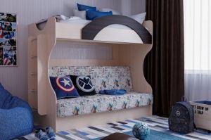 Детская Рико-18 тортона - Мебельная фабрика «Сильва»