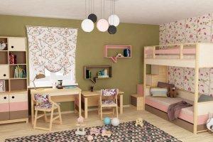 Детская Робин Wood 2 - Мебельная фабрика «38 попугаев»