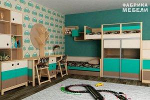 Детская Робин Wood 5 - Мебельная фабрика «38 попугаев»