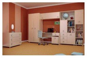 Детская с игровой зоной Максимус 3.2 - Мебельная фабрика «РиИКМ»
