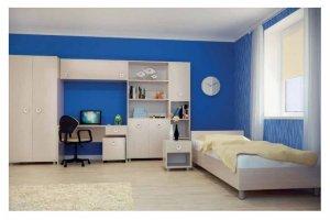 Детская с кроватью Максимус 3.2 - Мебельная фабрика «РиИКМ»