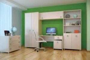 Детская с учебной зоной Максимус 2.8 - Мебельная фабрика «РиИКМ»