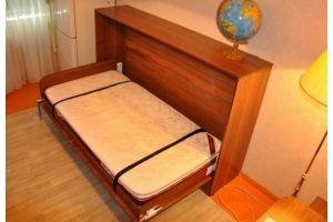 Детская складная кровать - Мебельная фабрика «Народная мебель»