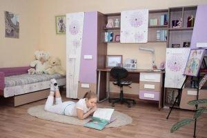 Детская Slash Одуван - Мебельная фабрика «38 попугаев»