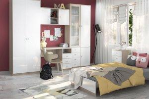 Детская  СОЛО-1 - Мебельная фабрика «Континент-мебель»