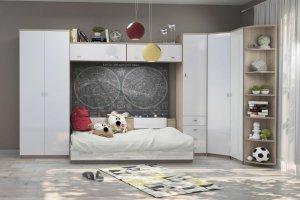 Детская  СОЛО-4 - Мебельная фабрика «Континент-мебель»
