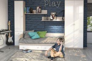 Детская  СОЛО-6 - Мебельная фабрика «Континент-мебель»