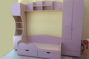 Детская Соната -1 - Мебельная фабрика «Соната»