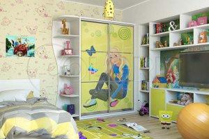 Детская спальня - Мебельная фабрика «Колорит»
