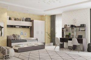 Детская спальня Анкор 1 - Мебельная фабрика «КБ-Мебель»