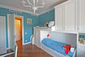 Детская спальня из дерева - Мебельная фабрика «Мебель Продакшн»