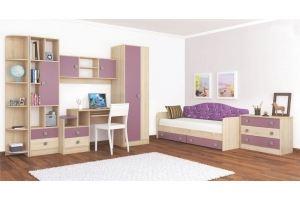 Детская спальня Колибри Виола - Мебельная фабрика «ТЭКС»