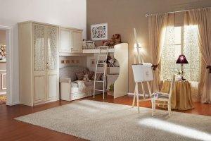 Детская спальня Тезоро Люкс - Мебельная фабрика «Дедал»