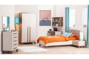 Детская спальня Юниор - Мебельная фабрика «АСМ-модуль»