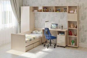 Детская стенка Легенда  28 - Мебельная фабрика «Легенда»