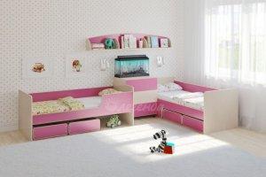 Детская стенка Легенда  29 - Мебельная фабрика «Легенда»