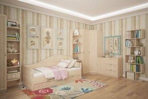 Детская светлая Эдем - Мебельная фабрика «Люкс-С»