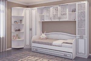 Детская светлая Гамма - Мебельная фабрика «Люкс-С»
