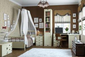 Детская светлая Корвет - Мебельная фабрика «Крафт»