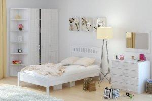 Детская светлая Teens home - Мебельная фабрика «Крафт»