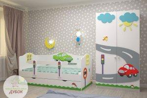 Детская Тачки - Мебельная фабрика «Дубок»