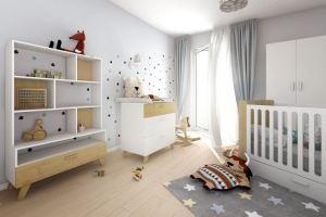 Детская в стиле лофт Hoppa - Импортёр мебели «Piccoly»