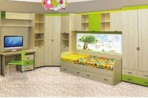 Детская Валенсия - Мебельная фабрика «Сибирь»