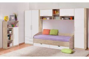 Детская Вайт - Мебельная фабрика «Боровичи-Мебель»
