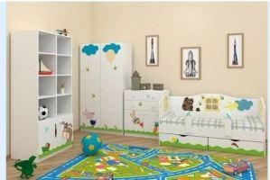 Детская Винни с Пятачком - Мебельная фабрика «Дубок»