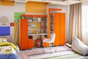 Детская Витамин МДФ - Мебельная фабрика «Террикон»