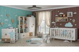 Детская Воздушный шар 0+ - Мебельная фабрика «Ель кухни»