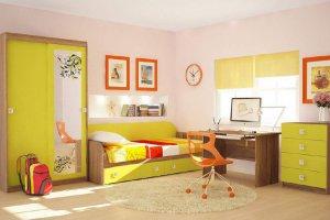Детская яркая мебель - Мебельная фабрика «SaEn»