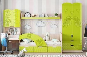 Детская Юниор 3 - Мебельная фабрика «МиФ»